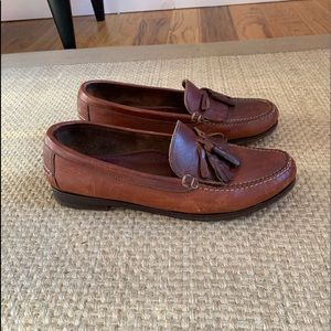 Cole Haan Leather Loafers 8.5